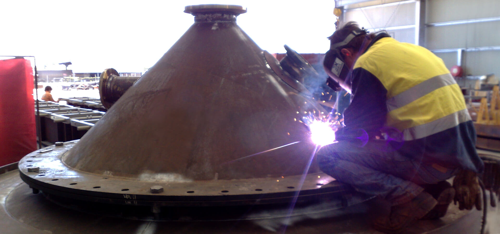 Xtreme Engineerng Heavy Welding